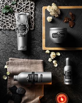 东方宝石明星产品之白麝香香氛系列产品介绍