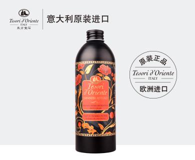 意大利东方宝石日式风情沐浴乳(山茶花香)产品展示图