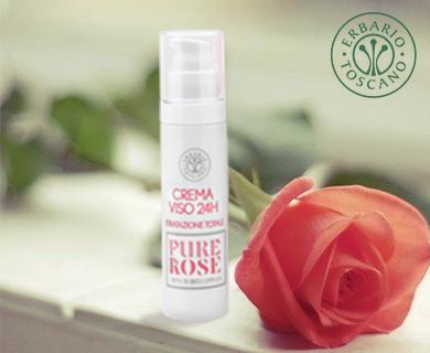 艾柏卉玫瑰清润保湿面霜