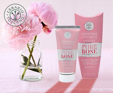 艾柏卉玫瑰保湿手霜